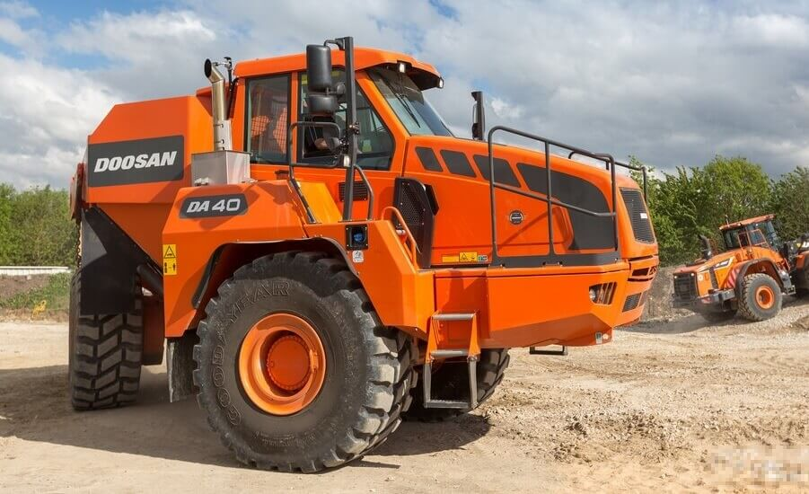 dump trucks serviced and repaired around all counties in ireland